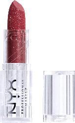 NYX PROFESSIONAL MAKEUP Lippenstift Diamonds and Ice, please Lipstick Highkey