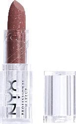 NYX PROFESSIONAL MAKEUP Lippenstift Diamonds and Ice, please Lipstick Royal Clapback