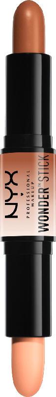 NYX PROFESSIONAL MAKEUP Make-Up Wonder Stick Highlight & Contour Medium 02