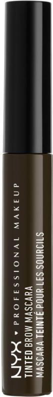 NYX PROFESSIONAL MAKEUP Augenbrauen Tinted Brow Mascara Black 05