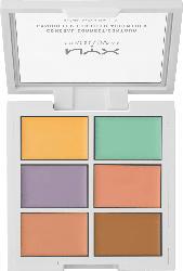 NYX PROFESSIONAL MAKEUP Concealer 3C Palette Color Correcting Concealer 04