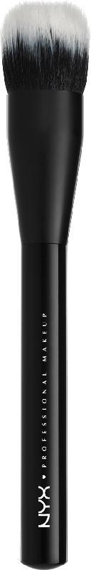 NYX PROFESSIONAL MAKEUP Make-up-Pinsel Pro Brush Dual Fiber Foundation