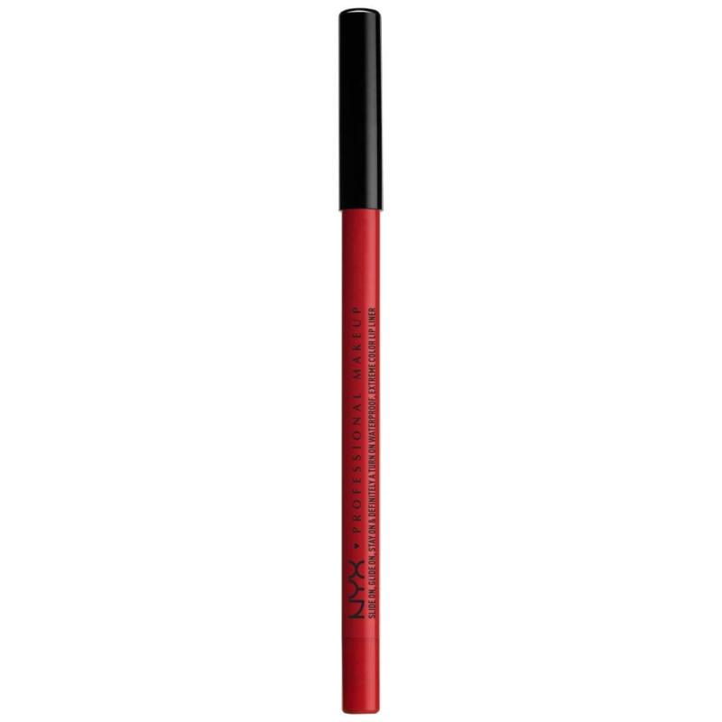 NYX PROFESSIONAL MAKEUP Lipliner Slide On Lip Pencil Red Tape 12