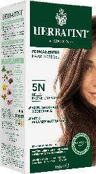 Herbatint Haarfarbe Gel helles Kastanienbraun 5N