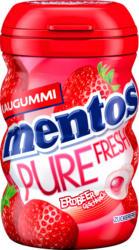 Mentos Kaugummi Pure Fresh Erdbeere, zuckerfrei (35 Stück)