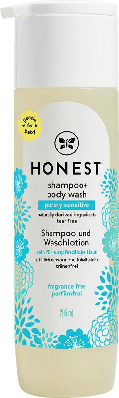 Honest Baby Shampoo & Waschlotion sensitiv