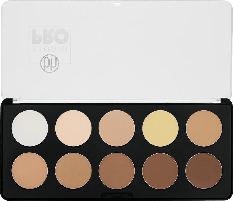 BH Cosmetics Contour Palette Studio Pro Shade & Define