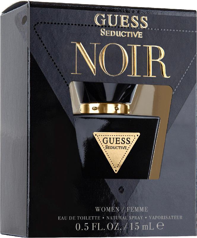 Guess Eau de Toilette Seductive Noir