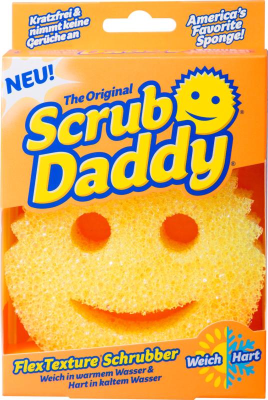Scrub Daddy Haushaltsschwamm verschiedene Farben