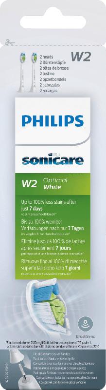 Philips Aufsteckbürsten optimal White