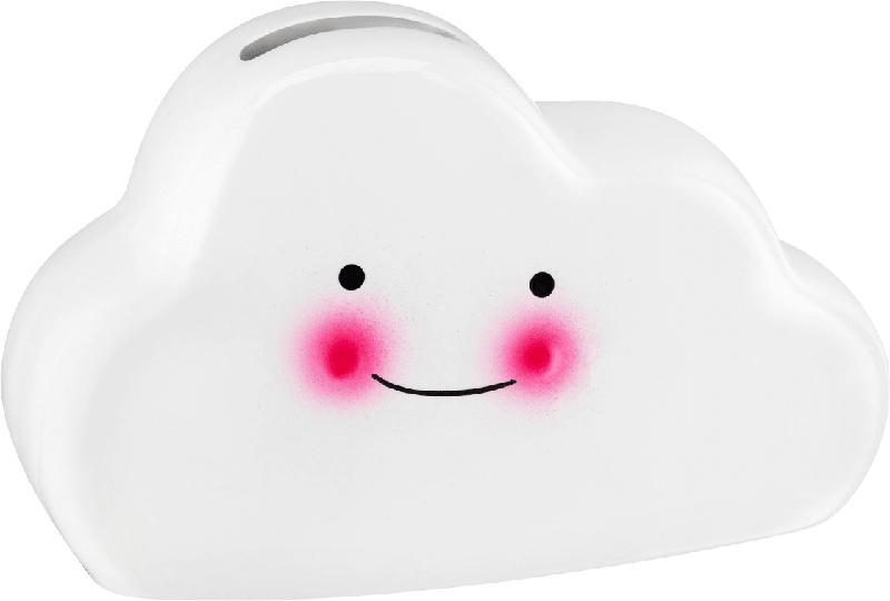 Dekorieren & Einrichten Spardose Wolke