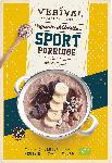 dm-drogerie markt Verival Porridge, Sport-Porridge Schoko-Banane, glutenfrei