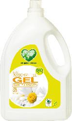 Planet Pure Bio Waschmittel Gel Bunt Kamille Orange