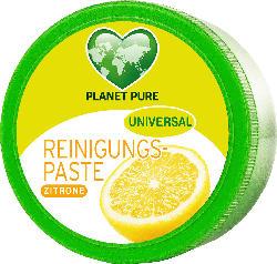 Planet Pure Universal Reinigungspaste frische Zitrone