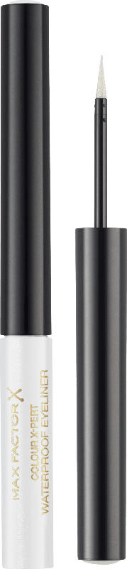 Max Factor Eyeliner Colour Xpert waterproof, Metallic White 00