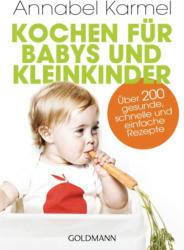 Goldmann Kochen für Babys und Kleinkinder