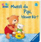 dm-drogerie markt Ravensburger Musst du Pipi, kleiner Bär?