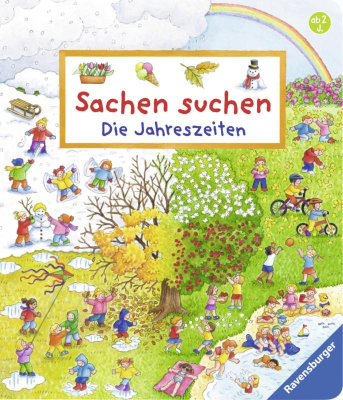 Ravensburger Sachen suchen - Die Jahreszeiten
