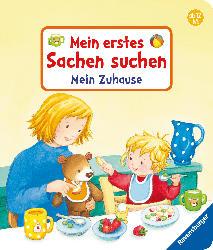 Ravensburger Mein erstes Sachen suchen: Mein Zuhause