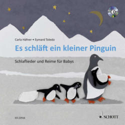Schott Music Es schläft ein kleiner Pinguin