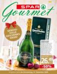 SPAR Gourmet Genussvolle Geschenkideen - bis 31.12.2020