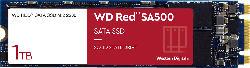 WD Red™ SA500, 1 TB SSD, intern