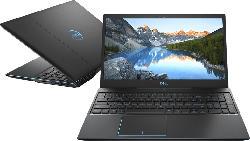 DELL G3 3500, Gaming Notebook mit 15.6 Zoll Display, Core™ i5 Prozessor, 8 GB RAM, 256 GB SSD, 1 TB HDD, GeForce® GTX 1650 Ti, Schwarz