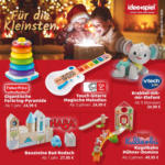 Spielwaren Eichelkraut E-Flyer Für die Kleinsten - bis 28.11.2020