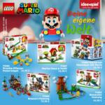 Erwin Johannsen Kaufhaus GmbH E-Flyer Lego Super Mario - bis 28.11.2020