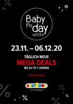 Baby Friday Weeks