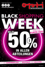 Black shopping week