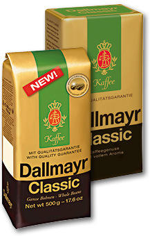 Dallmayr Classic diverse Sorten 500g