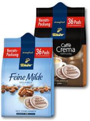 Tchibo Kaffeepads diverse Sorten 36er