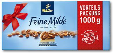 Tchibo Feine Milde 4X250G