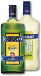 Becherovka diverse Sorten 20-38% 0,5L
