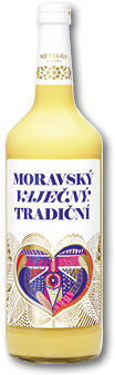 Moravský Vaječný 14% 1L