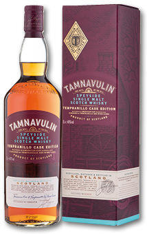 Tamnavulin Tempranillo Cask 40% 1L