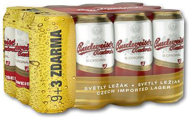 Budweiser Budvar 12°