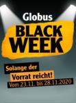 Globus SB-Warenhaus Globus BlackWeek - bis 28.11.2020