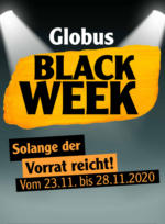 Globus BlackWeek