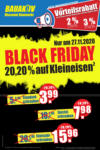 bauSpezi Baumarkt Black Friday - bis 05.12.2020