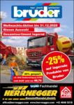 HERRNEGGER Baustoffhandel GmbH HERRNEGGER Weihnachts-Aktion - bis 31.12.2020