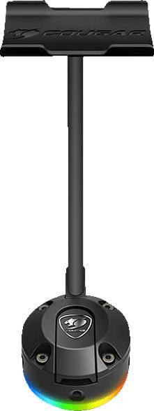 COUGAR BUNKER S RGB Gaming Headset-Halterung, Schwarz