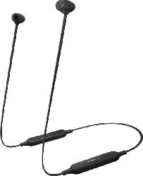 PANASONIC RZ-NJ320B, In-ear Kopfhörer Bluetooth Schwarz