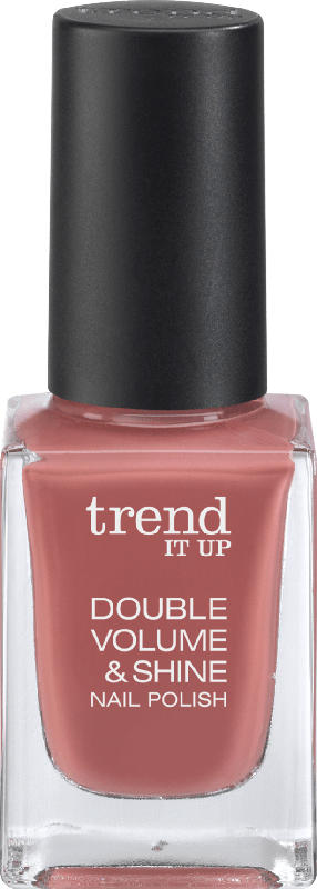 trend IT UP Nagellack Double Volume & Shine Nail Polish 090