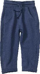 PUSBLU Kinder Hose, Gr. 92, in Baumwolle und Elasthan, blau