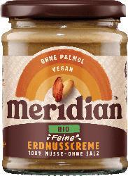 Meridian Erdnuss-Creme fein