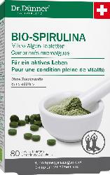 Dr. Dünner Bio-Spirulina Mikro-Algen Tabletten 80 St.