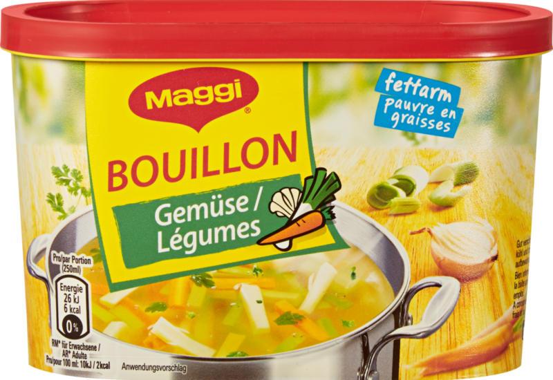Bouillon de légumes Maggi, 292 g
