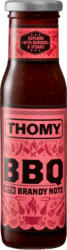 Salsa BBQ con nota di brandy Thomy, 230 ml